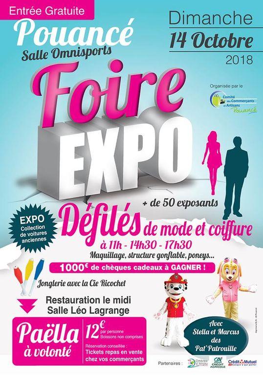 Foire expo de Pouancé