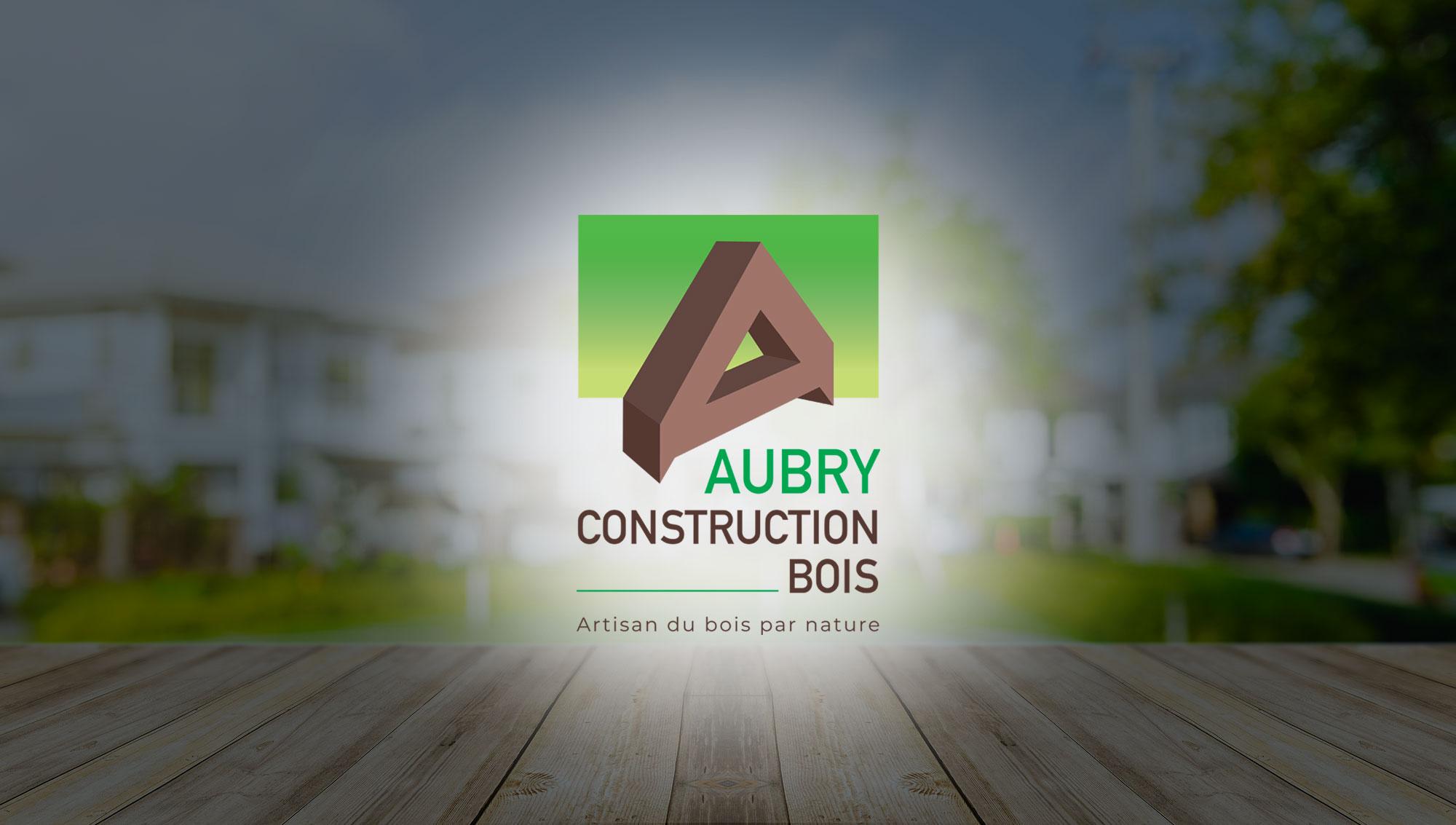 Aubry construction maison ossature bois couverture charpente