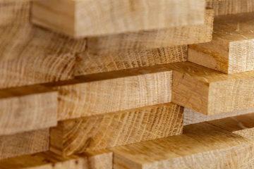 planche de bois scierie